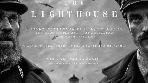 Reed Alexander's Horror Review of 'The Lighthouse' (2019)