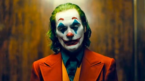 IF JOKER WASN'T nominated THE OSCARS ARE DONE