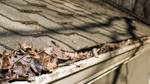 How to Keep Leaves out of Gutters