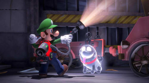 Game Review - 'Luigi's Mansion 3'