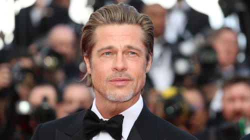Actor Brad Pitt Weds YouTuber!