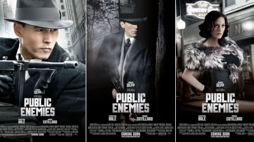 A Filmmaker's Guide: Michael Mann's 'Public Enemies' (2009)
