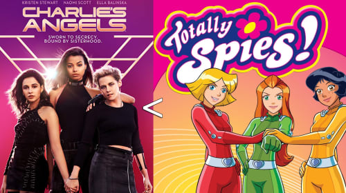 'Totally Spies!' - The Superior 'Charlie's Angels'
