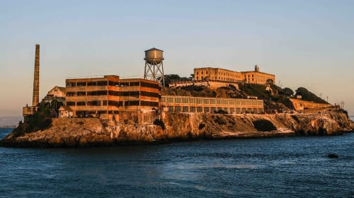 The Great Alcatraz Escape