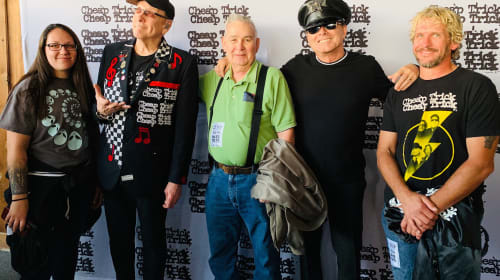 Cheap Trick Still True to Illinois Roots