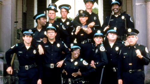 """My Review of """"Police Academy"""""""