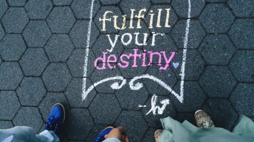 Finding Your Destiny