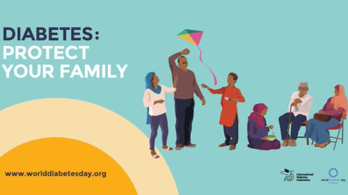 World Diabetes Day 2019: The Family of Diabetics