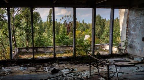 Radioactive Tourism