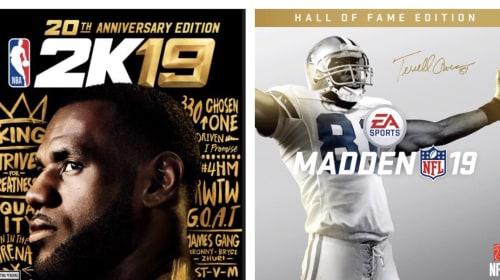 '2k' vs. 'Madden'