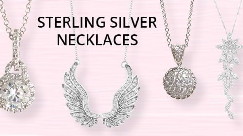 Things to Take Note of With Trendy Silver Jewelry