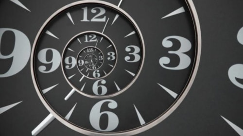 What Is the Hidden Significance Behind the March of Time?