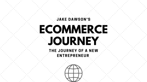 My eCommerce Journey | Part 3 | Our First Lesson