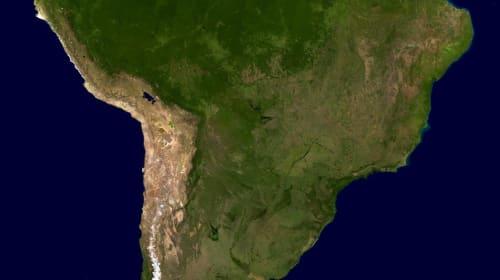 Latin America Burns