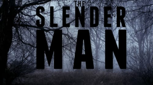 Slender-Man Almost Got Me