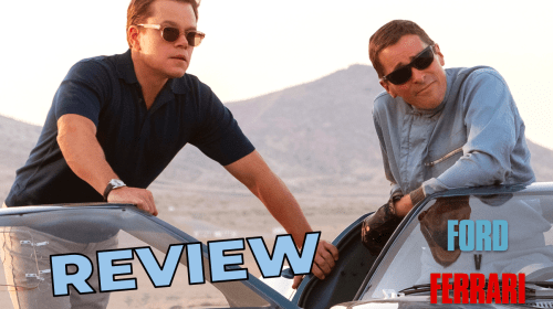 'Ford v Ferrari' Review—An Entertaining Blast