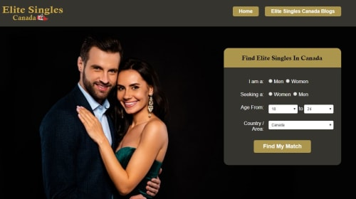 Elite Singles Canada | Official Elite Dating Site