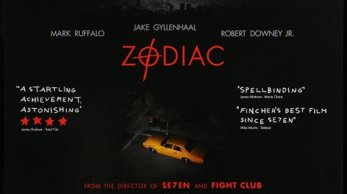 A Filmmaker's Review: 'Zodiac' (2007)