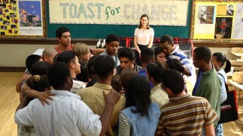 'Freedom Writers' - A Movie Review