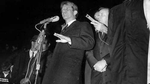 Examining Robert F. Kennedy's Greatest Speech