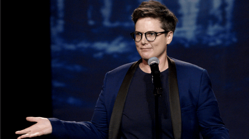 Hannah Gadsby on the Intersection of Humor and Activism