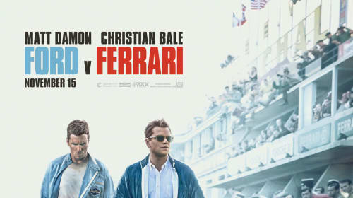 'Ford v Ferrari'
