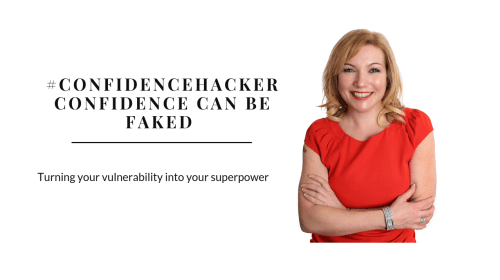#Confidencehacker Confidence Can Be Faked