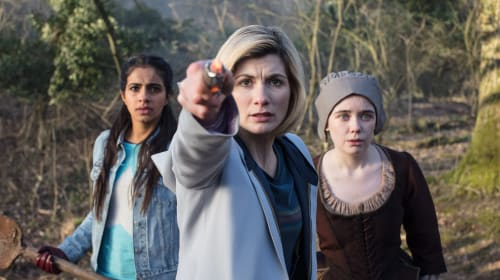 "'Doctor Who': ""The Witchfinders"" Review"