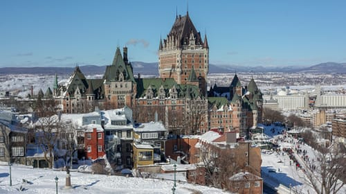 12 Beautiful Famous Castles in Canada