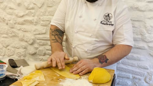 Hands-On Pasta in Rome