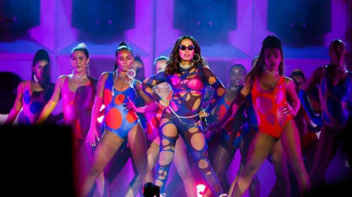 Many Hours of Rehearsal Before Anitta's Funk Party Takes Over Rock in Rio