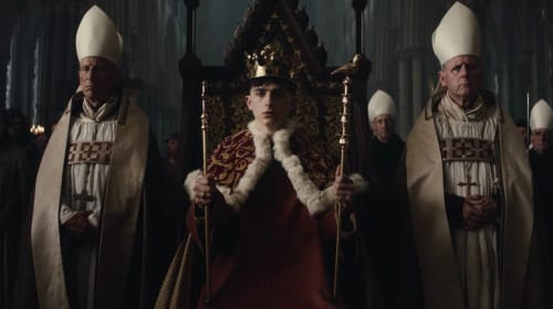 Netflix 'The King' Movie Review