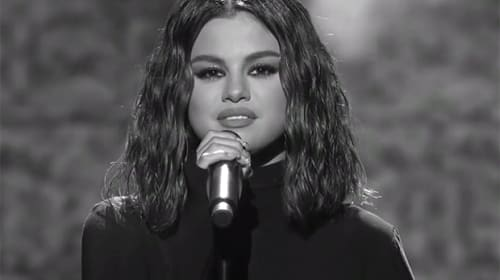 Selena Gomez May Have Panicked, but She's Human
