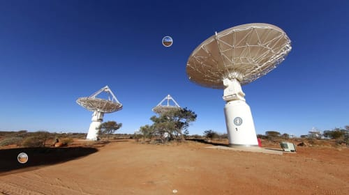 Radio Astronomy Driving New Competencies and Innovation