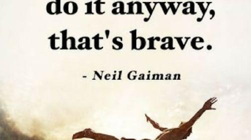 'Brave Time'