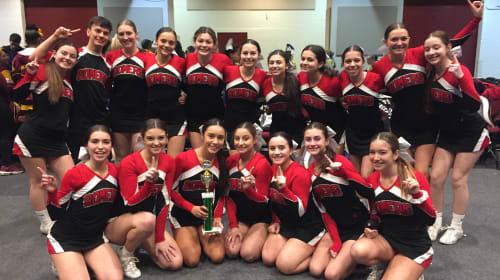 A Look Back at 2018-2019 Somers Cheerleading Championship Season