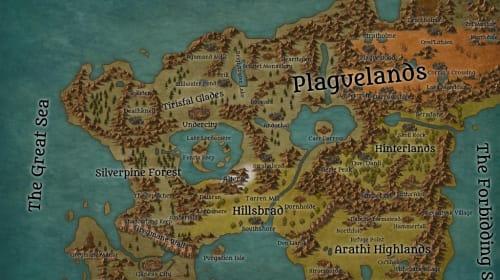 Warcraft D&D Adventures