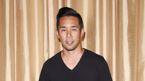 Perry Shen Says Goodbye to 'General Hospital'