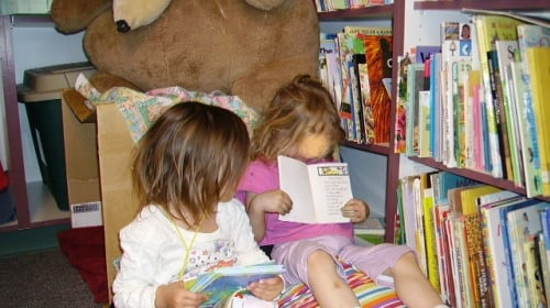 Listening to Mother's Heartbeat: A First Step Toward Reading