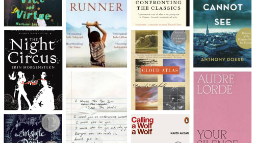 10 Great Books You Might Not Have Read (Poetry, Fiction, YA, and Non-fiction)