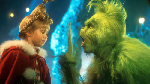 'How the Grinch Stole Christmas' (2000) - A Movie Review