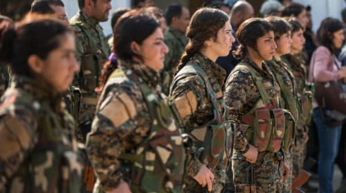 News Flash! Trump Betraying Kurds Set US Foreign Policy Back by at Least 20 Years