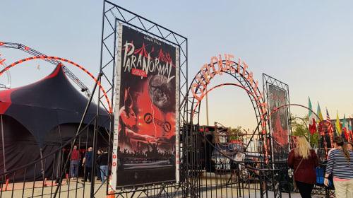 Paranormal Cirque: