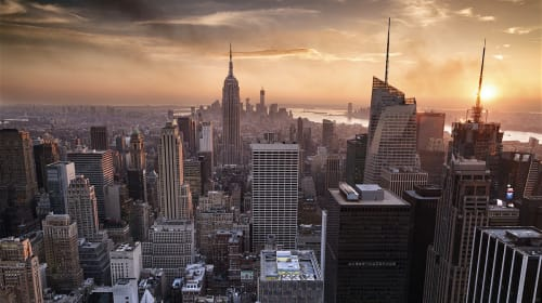 Top Five Places In New York City