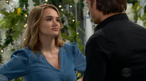 'The Young and the Restless' Shocker—Theo Kicks Summer to the Curb