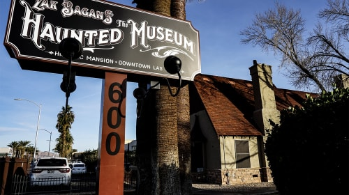 Review: Zak Bagans' Haunted Museum