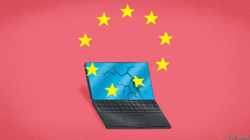 Why We Don't Hear About European Tech Startups