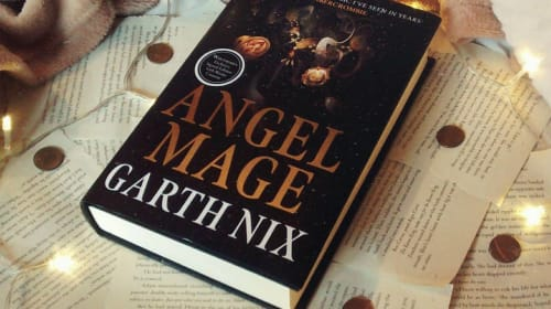 Garth Nix - 'Angel Mage' (Book Review)