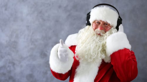 (Festive) Tunes to Get Grooving To