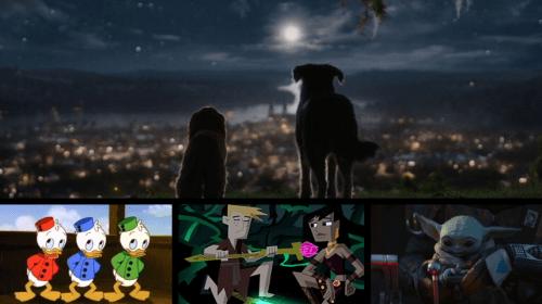 12 Disney+ Recommendations